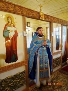Богослужение в честь праздника Казанской иконы Божией Матери
